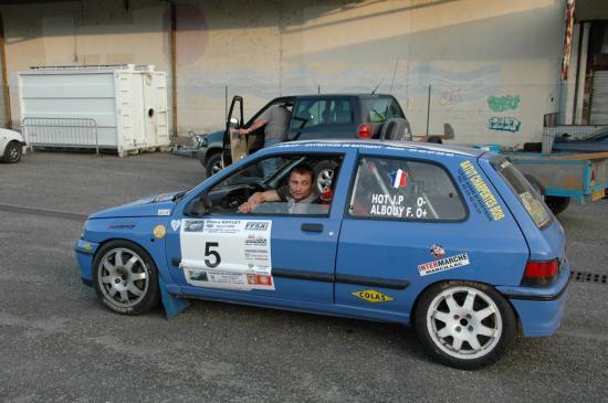 Rallye du Chasselas 2008