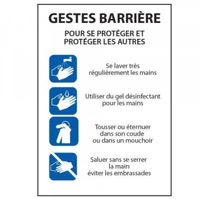 Gestes Barrieres