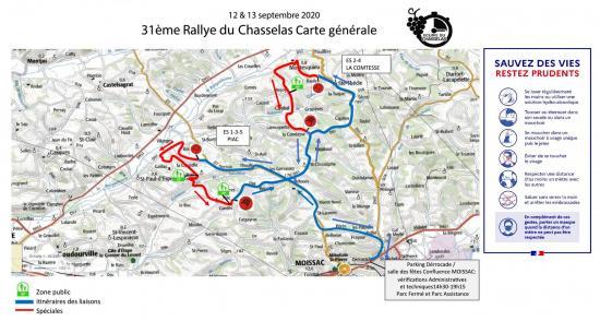 Carte generale 2020 rallye chasselas ok