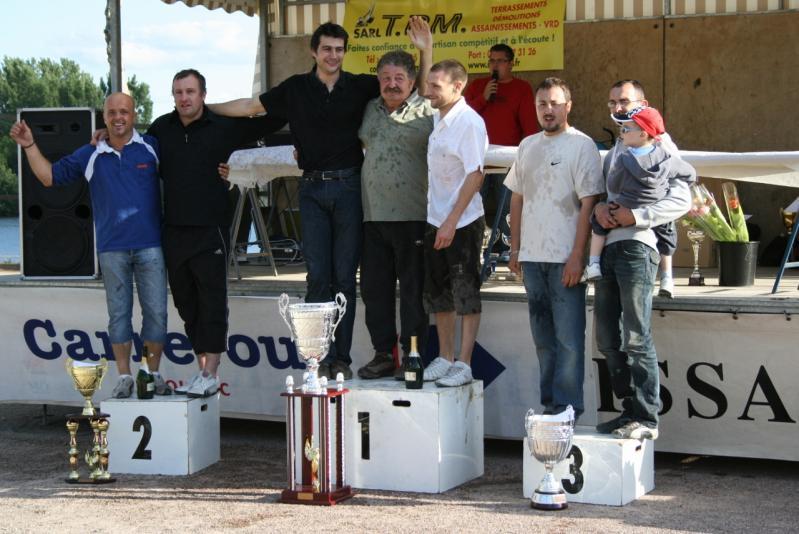 vainqueurs rallye chasselas 2011